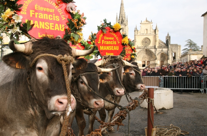Menu Spécial Fête Boeuf Gras 28/02/2019