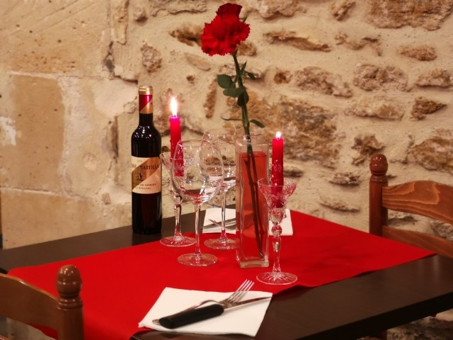 Le médiéval, restaurant villandraut, restaurant sud gironde